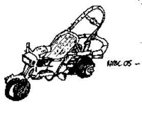 """spin out"". The trike counts as light armour all around. Standard trike: Crew consists of two"