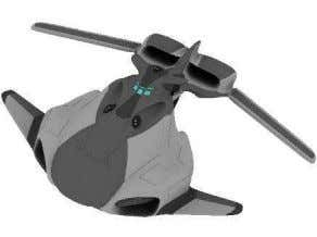 used with permission of Steven Hamilton at sub-two.com) Typical Redemption dropship is of 'Allah' class, is