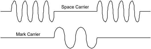 Space Carrier Mark Carrier
