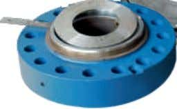 RTJ holder hardness is less than that of flange hardness. Orifice Plate WNRTJ Flange Plate Holder