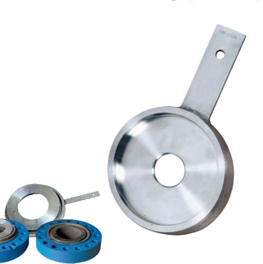 Orifice Plate Assemblies with RTJ Holder The Plate Holder Assembly is a combination of plate holder