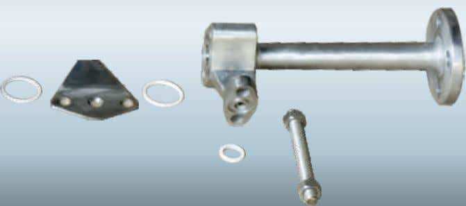 Valve Integral Orifice Assembly, Manifold valve, DP transmitter & end flanges www.general-flowproducts.com 11