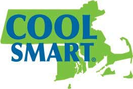 Massachusetts COOL SMART ® 2015 RESIDENTIAL CENTRAL AC/DUCTED AIR SOURCE HEAT PUMP Brochure & Rebate Application