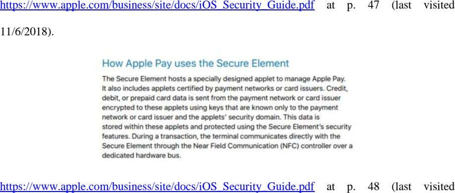 https://www.apple.com/business/site/docs/iOS_Security_Guide.pdf at p. 47 (last visited 11/6/2018).