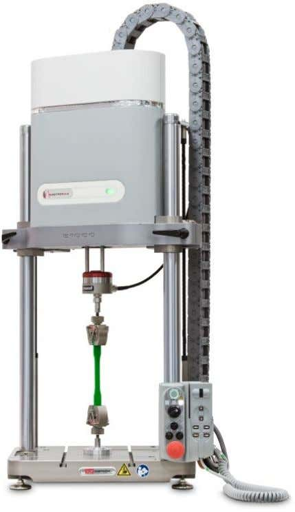 orientation for ease of testing with imaging systems and microscopes *Only supported in desktop mode www.instron.com