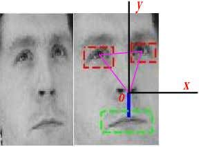 Science and Information Security, Vol. 13, No. 6, June 2015 Fig. 5: Extraction of Facial Features