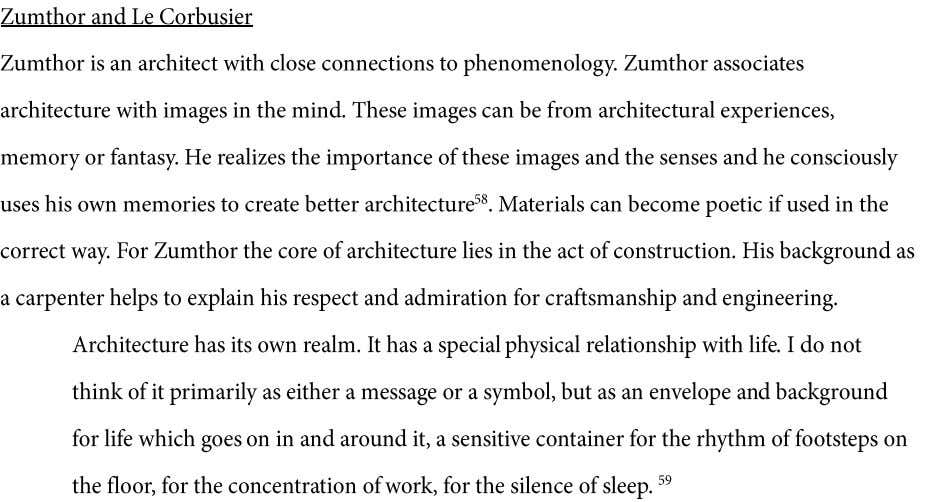 "5 5 Juhani Pallasmaa, ""Lived Space. Embodied Experience and Sensory Thought,"" OASE 58 Het zichtbare"