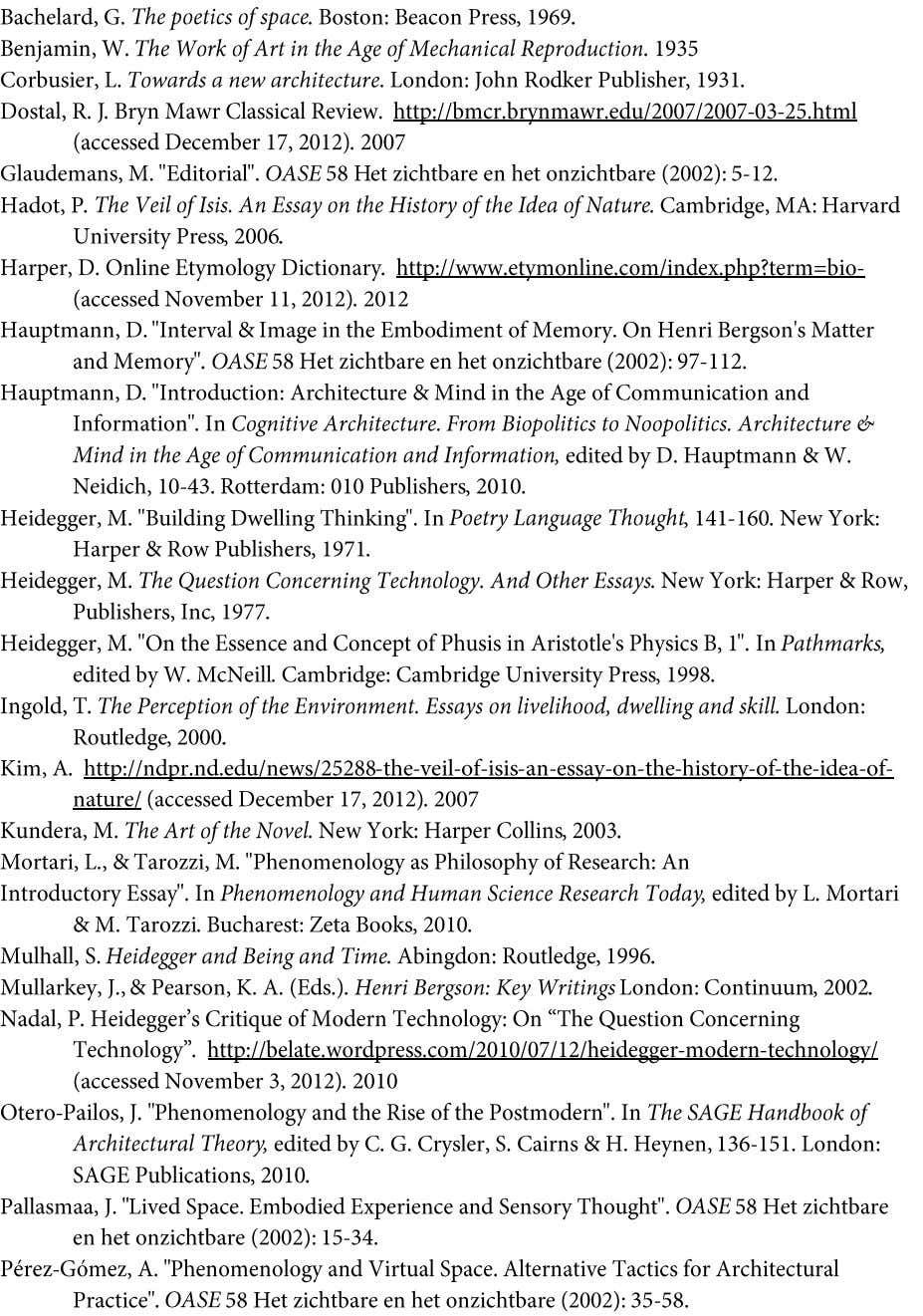 research bibliography 37