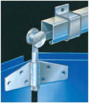 Typical installation detail drawings are also available. All dimensions are in mm. Track Bracket no. 1A