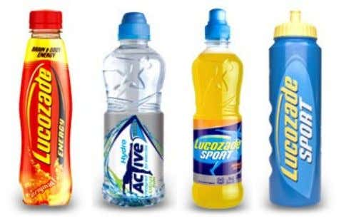 Case Analysis 3: Lucozade Energy Drink Copyright: Raja Shuja-ul-Haq (2009)