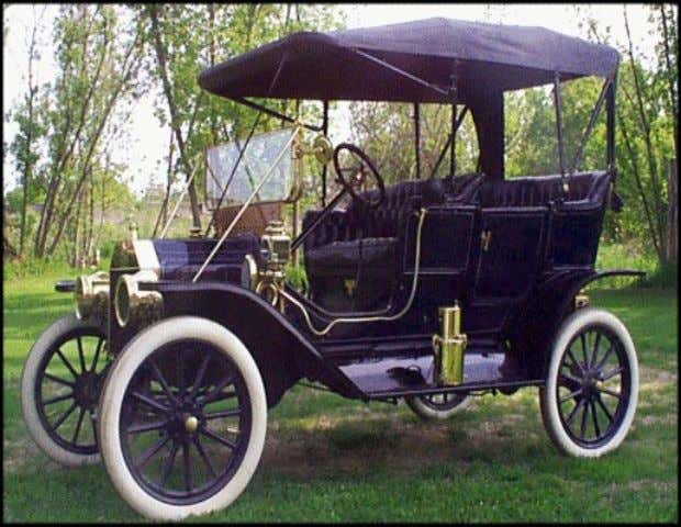 The first production Model T Ford (1909 model year) was assembled at the Piquette Avenue Plant