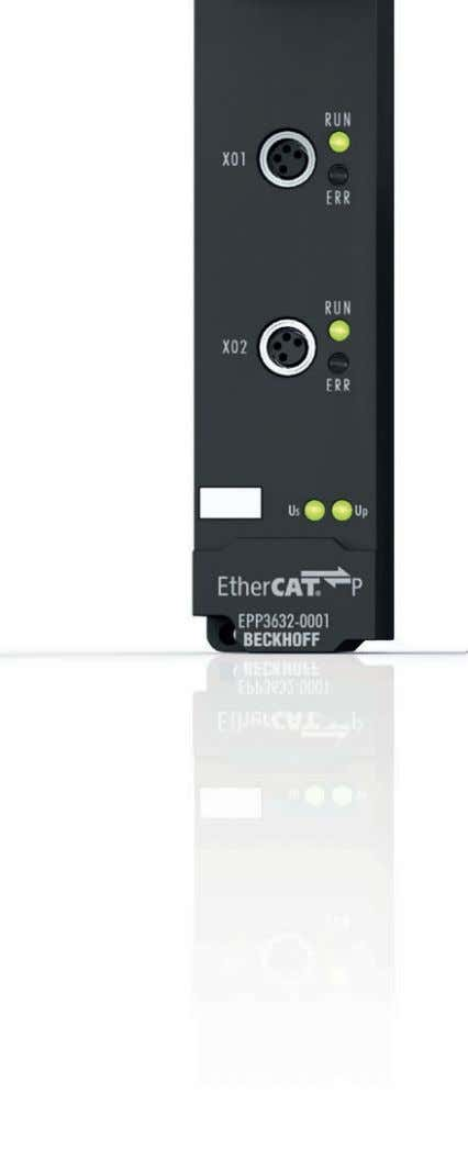 10 | products PC Control 04 | 2017 The ultra-compact EtherCAT P Box modules in a