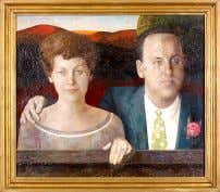 (Ontario) Canada 1-877-225-4246 ou 416-979-6648 ago.net Jack Chambers, Portrait of Marion and Ross Woodman