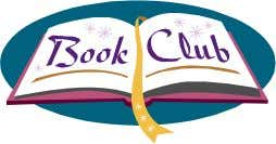 ) to let us know if you will be joining us. WCC Book Club The WCC