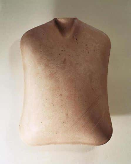 [Fig.4] Installed at National Gallery of Art (NY), 2004 Rachel Whiteread, (Untitled) Torso, 1992 [Fig.5] Dental