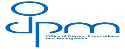 Office of Disaster Preparedness and Management 4A Orange Grove Road, Trincity, Tacarigua Phone: 1 (868)
