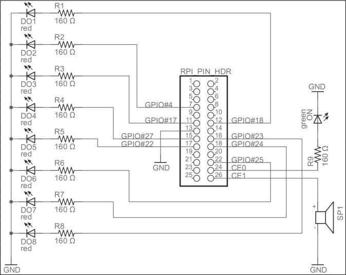 can be better understood with the following circuit diagram: A circuit diagram for the actuator project