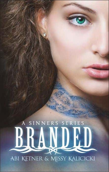Branded YA: Fiction, 384 Pages, 5.5 x 8.5 Trade Paper, $14.99 (CAN $17.99) ISBN: 9780989527415