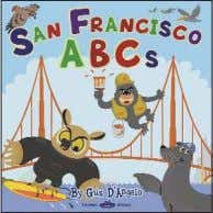 $12.95 (CAN $13.95) ISBN: 9780974470641 On-Word Bound Books San Francisco ABCs Gus D'Angelo 30 Pages, 6