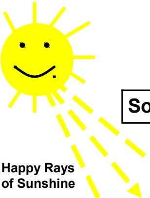 Happy Rays of Sunshine