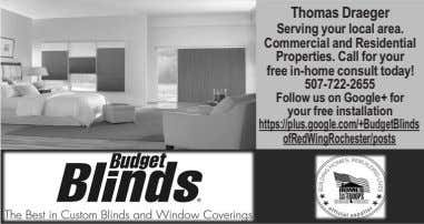Thomas Draeger Serving your local area. Commercial and Residential Properties. Call for your free in-home