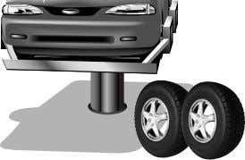 •TIRES •ALIGNMENT Have your tires checked for tread, alignment, and proper inflation. Front to Back