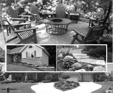 wwwzvlinc.com • 507-824-2021 Hwy. 60, Wanamingo Call Jesse For Your Landscape Estimates and Installation.