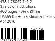978 1 78067 742 2 875 color illustrations 400 pages • 9¾ x 8¼ ins