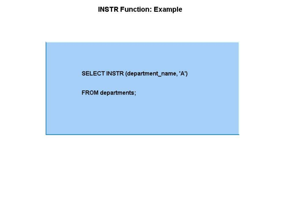 function returns a numeric value representing the placement of the first occurrence of the specified letter
