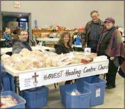 an annual thing, independent of a fluc- tuating economy. Organizers of the Helping Hands Winter Gifts