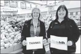 Page 22 • Strathmore TIMES • February 12, 2016 Grocery store addresses need The Wheatland Crisis
