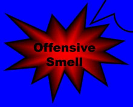 Offensive Smell
