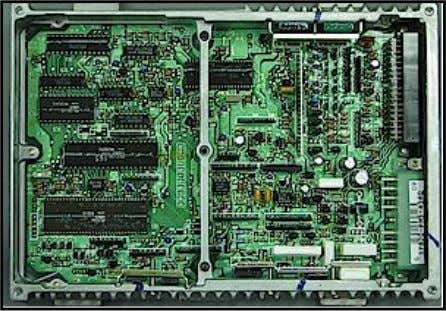 Modules - General Overview Image 6-1 PCM Internal Components At the heart of the PGMFI and