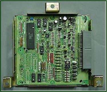 6-2. A TCM is physically smaller Image 6-2 TCM Components 6.2 Input Signals Image 6-3 Input/Output