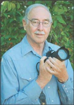 "Fond memories of ""Behind the Lens"" By Hal Tretbar, MD W ay back when the editor"