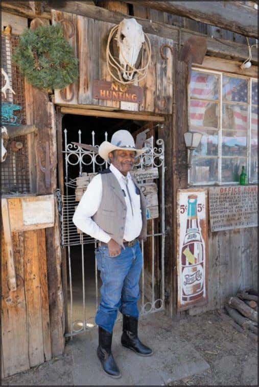 Keelocko was founded by rancher Ed Keelocko, who began building his wood-tin town in the