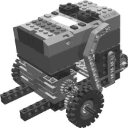 The Base Robot 5 • Nessie This is the main robot base, which can be customized