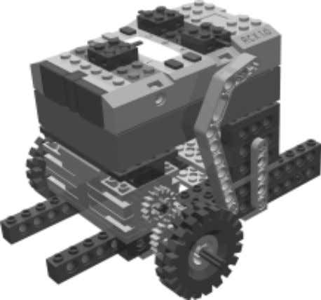 The Base Robot 6 • Nellie This is the main robot base of Nellie. This is