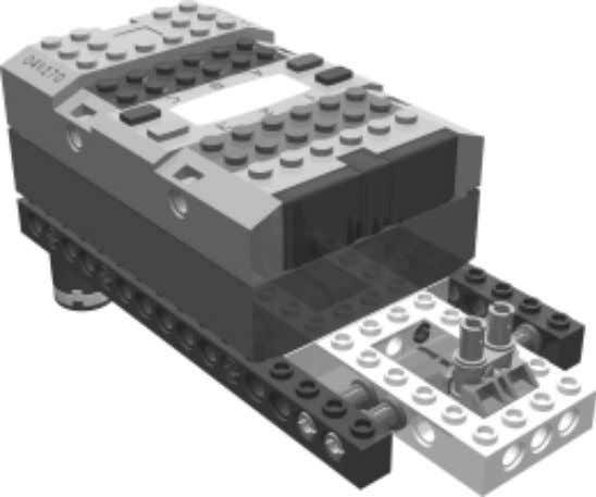 The Chassis Robot 1 • WideBot The chassis sub-assembly is the frame on which WideBot is
