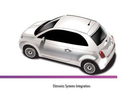 Elctronics Systems Integration: