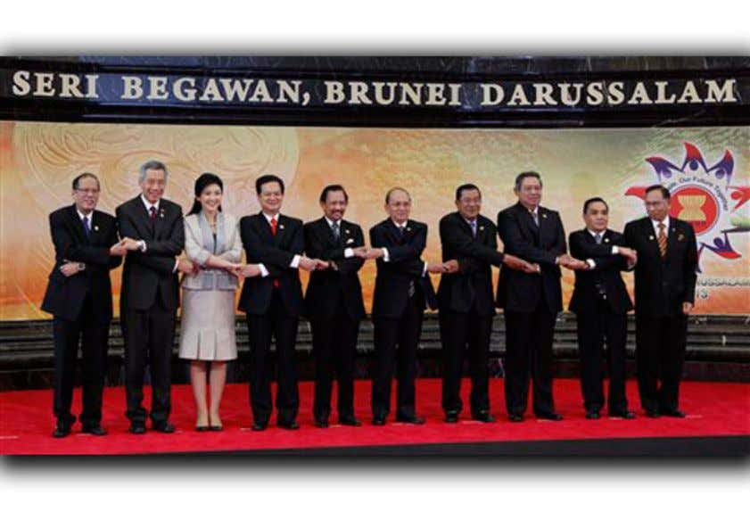 ASEAN Adopts Unified Policy
