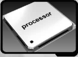 no effect on peripherals such as a printer or disk drive. MICROPROCESSOR SPEED One way of