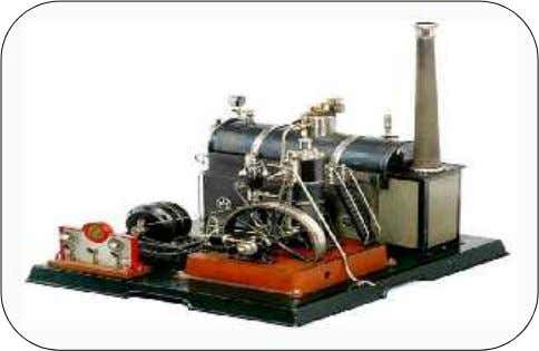 Definition An engine is a device which transforms the chemical energy of a fuel into thermal