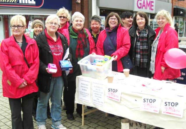 them in any way that we can. Elaine Jackson Chair, Erdington Labour Women's Forum Page 4