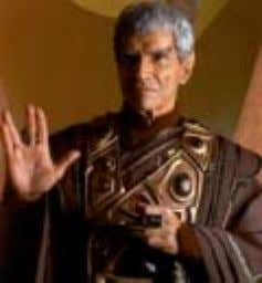 Ambassador Sarek Legendary Vulcan diplomat; son of Skon, father of Spock and Sybok. Born in 2164,