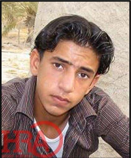 (Committee of Human Rights Reporters – Aug. 31, 2010) September Security forces murder teenager in Qeshm
