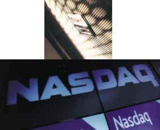 the shares traded in the U.S. each day move through Nasdaq. SITUATION On Oct. 27, 1997,
