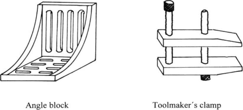 Angle block Toolmaker's clamp