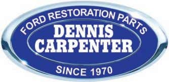 To get decisive answers to your parts questions call the Dennis Carpenter HELP LINE 704-786-8139 Ordering