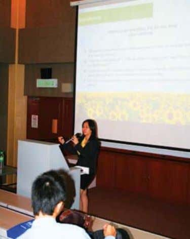 Academic Symposium 2010: The Influence of Sociocultural Pressures on Thought Processes Specialised workshops as a